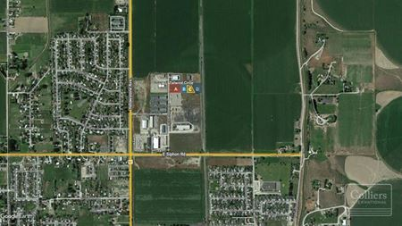 Industrial Parcels for Sale in Chubbuck, Idaho - Chubbuck