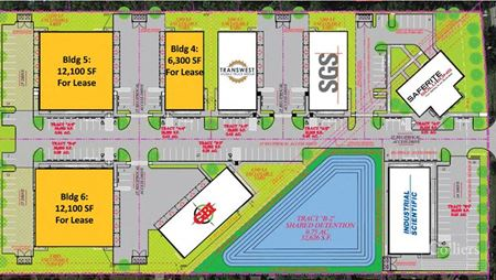 For Lease | Vista Commerce Business Park - Pasadena