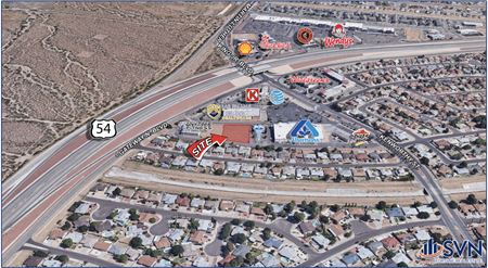 Lot for SALE on US54 and Kenworthy - El Paso