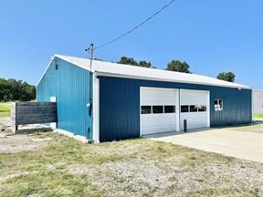 2,184 SF Commercial Shop For Sale Along HWY 60 - Billings