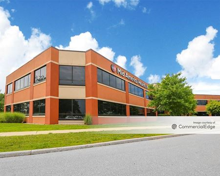 South Park Business Center - Buildings 1 & 3 - Greenwood