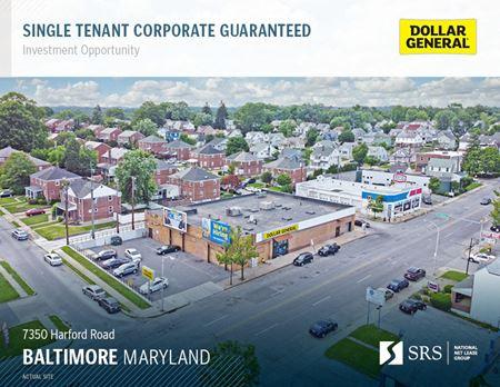 Baltimore, MD - Dollar General - Baltimore