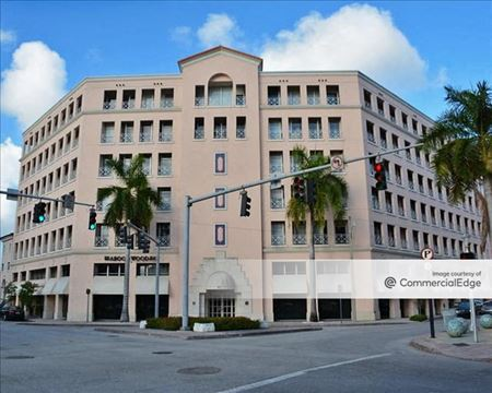 The Alhambra - 95 Merrick Way - Coral Gables