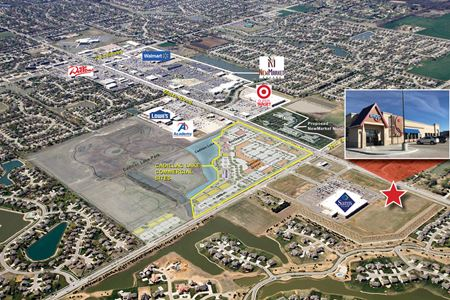 IHOP Retail Center - Wichita