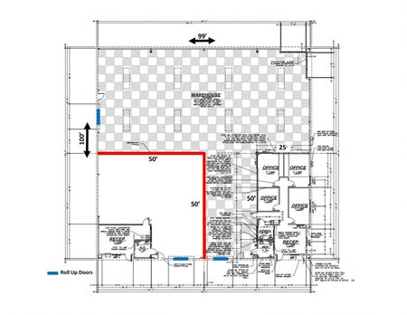 Like-New Freestanding ±9,891 SF Industrial Building - Fresno