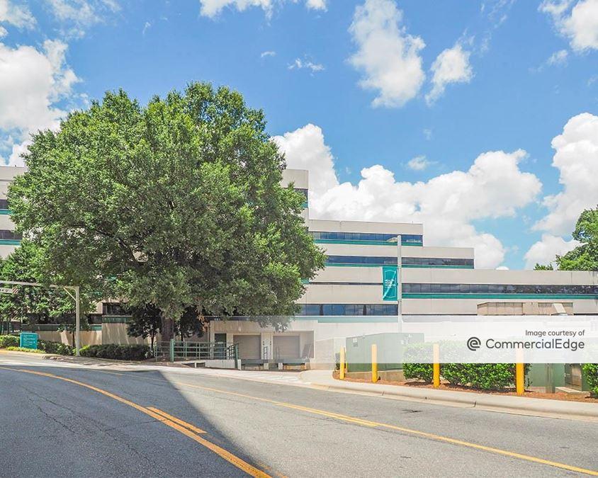 Carolinas Medical Center - Medical Center Plaza