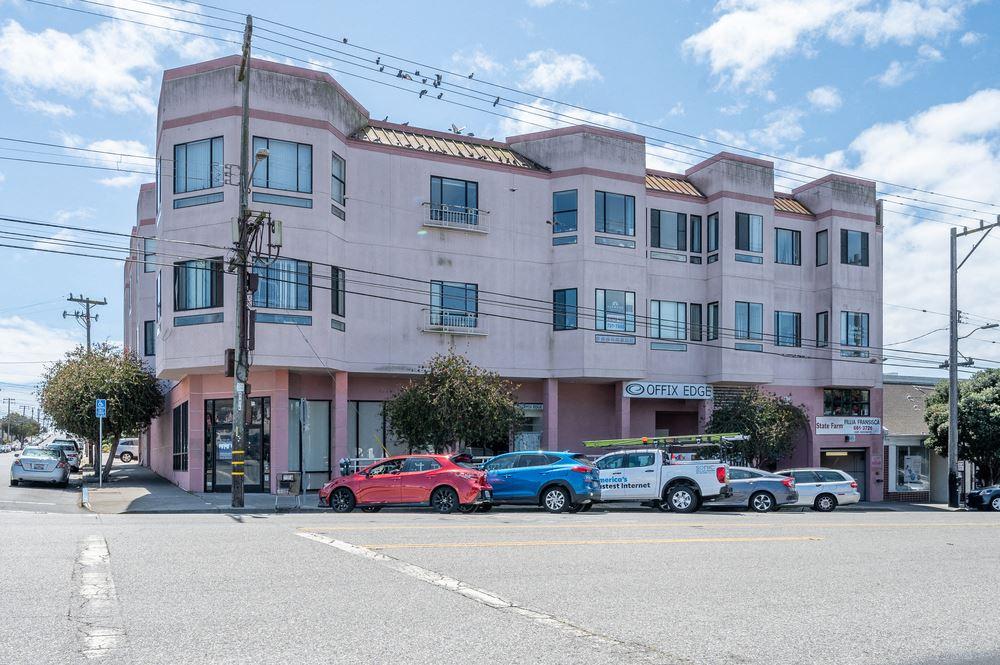 2301-2323 Noriega Street