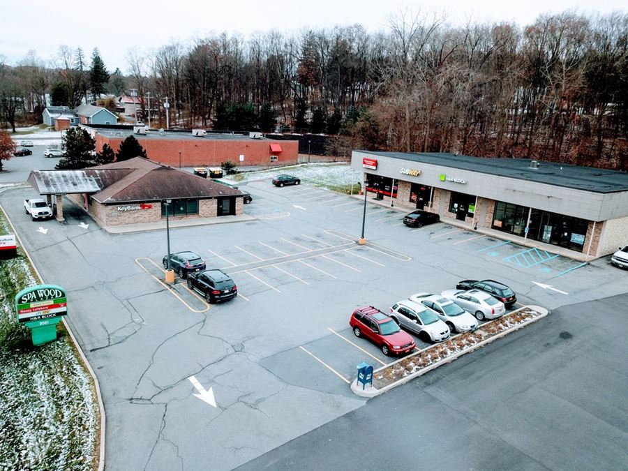 SPAWOOD Plaza