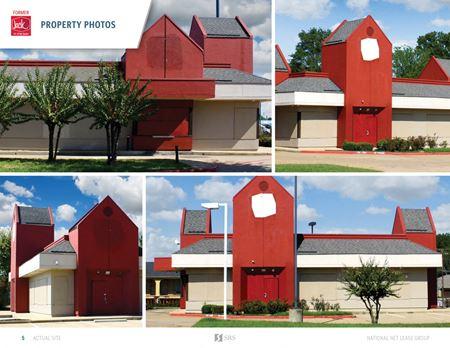 Longview, TX - Former Jack in the Box - Longview