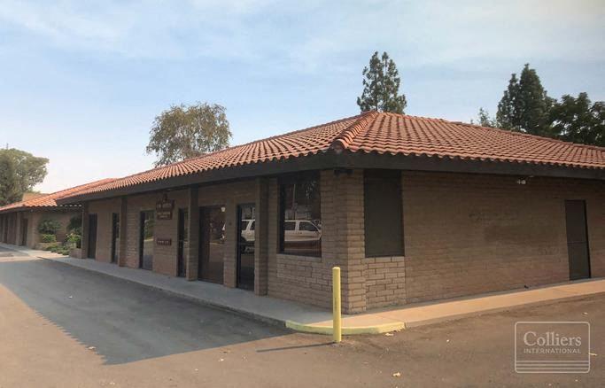 Prime Office & Dental Space in Clovis