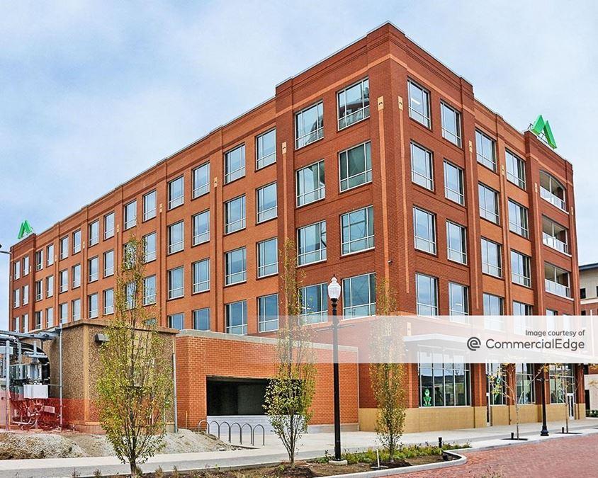 Midtown West - Merchants Bank Headquarters