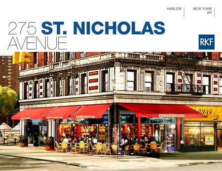 275-281 Saint Nicholas Ave - New York