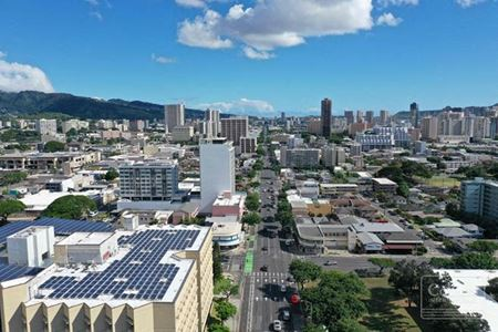 Interstate Building Office Condo 854 - 858 For Sale/For Lease - Honolulu