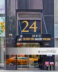 The New York Gallery Building - New York