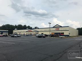 Space Available, 9,200 SF Retail Space