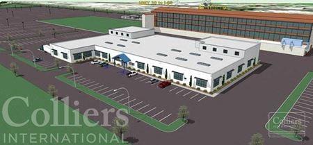 Industrial for Lease at River Park Campus in Pocatello - Pocatello