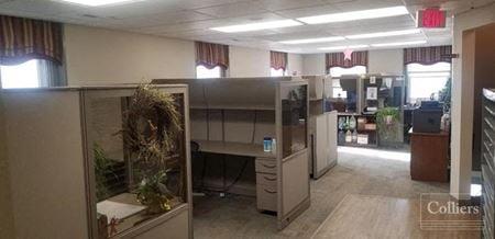 Move-in Ready Office & Parking Lot - Philadelphia