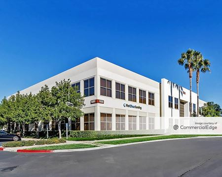 Discovery Business Center - 15241 & 15261 Laguna Canyon Road - Irvine