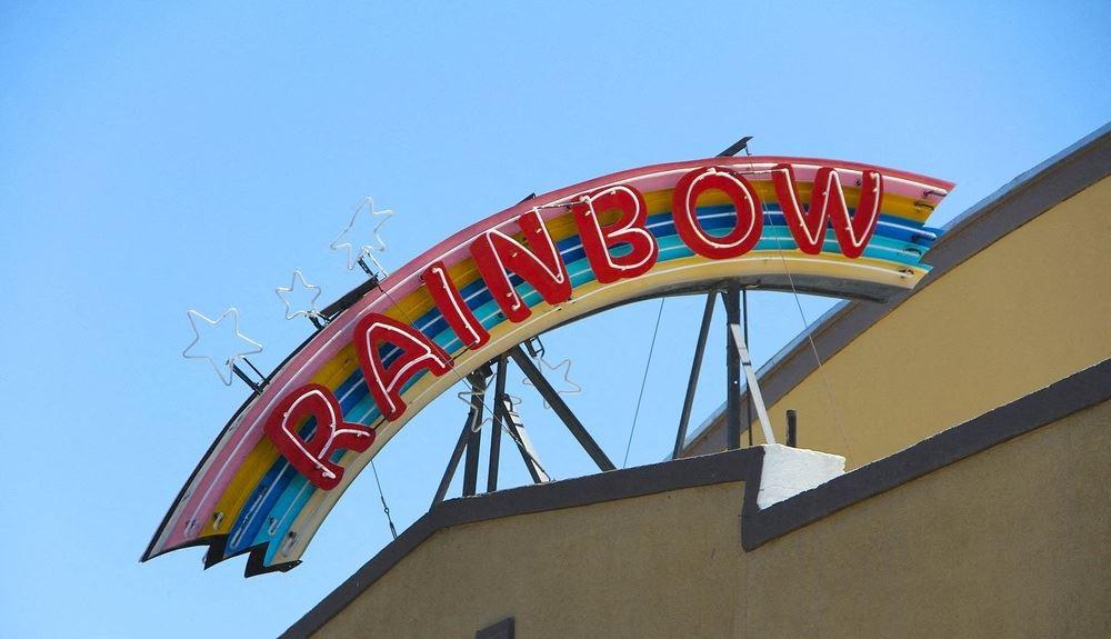 Fresno's Rainbow Ballroom Business + 2 Parking Lots