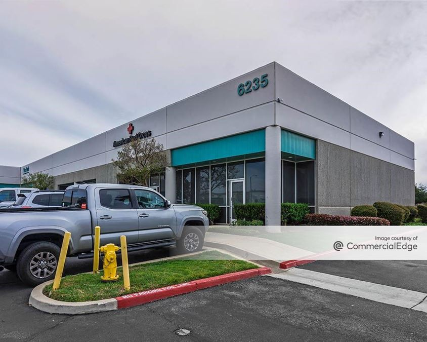 Canyon Springs Office Park - The VNA Building