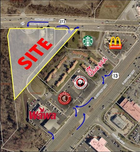 New Retail Development - New Castle