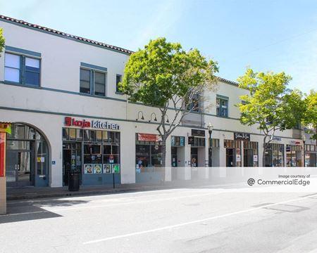 116-144 South B Street - San Mateo