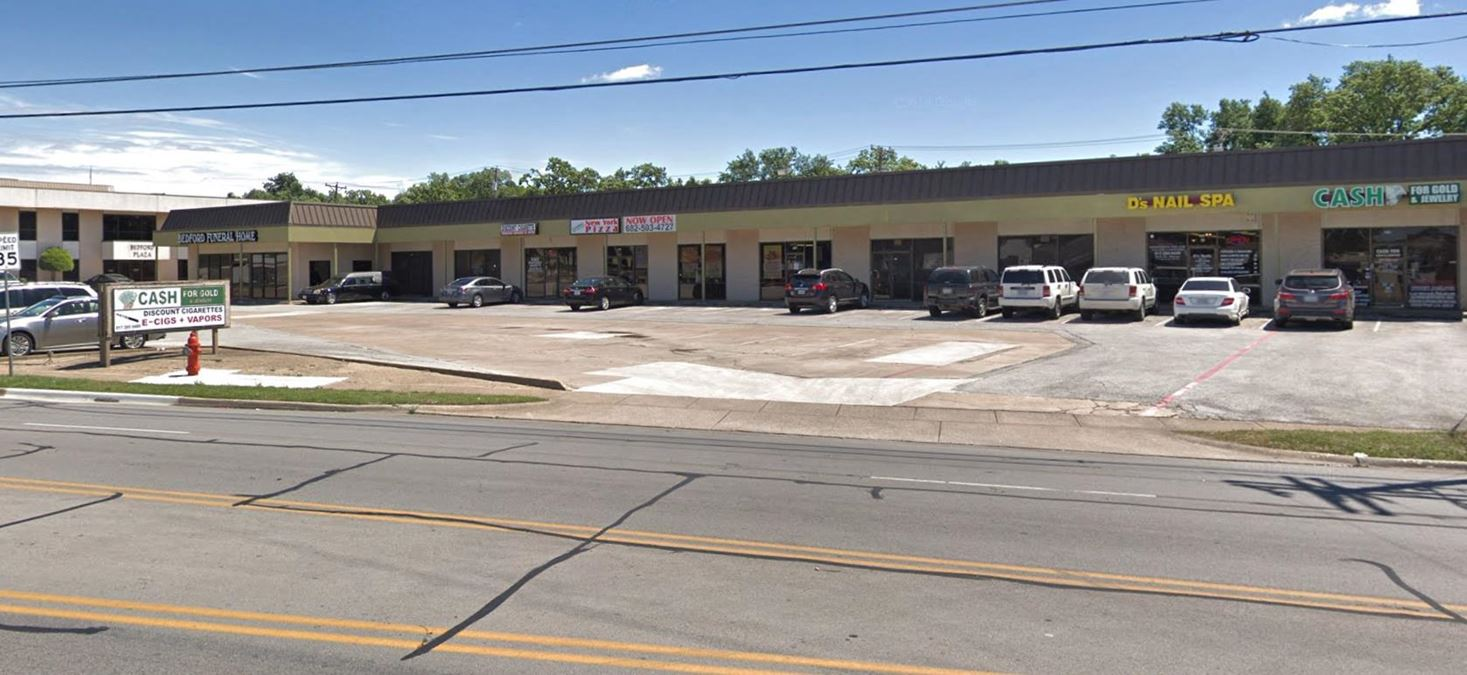 Bedford Plaza Retail Center