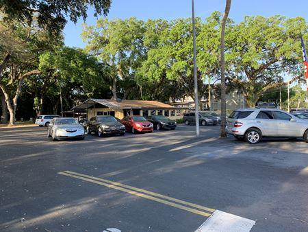West Hillsborough Ave Retail Development Site - Tampa