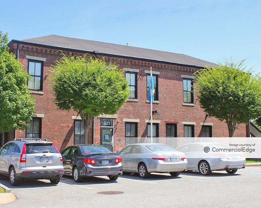 The ALCO Campus - Buildings 58 & 61