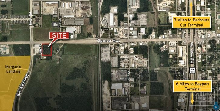 For Sale   ±2.28 Acres on Spencer Hwy