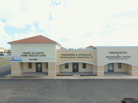 Crosspoint Business Center - Edinburg