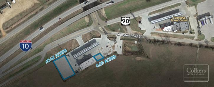 For Sale or Lease   Prime Retail Pad Sites