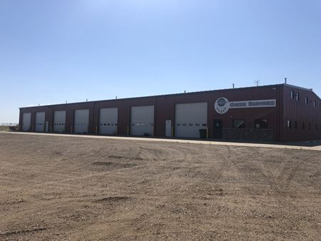 18,000 Square Foot Industrial Building - Dickinson