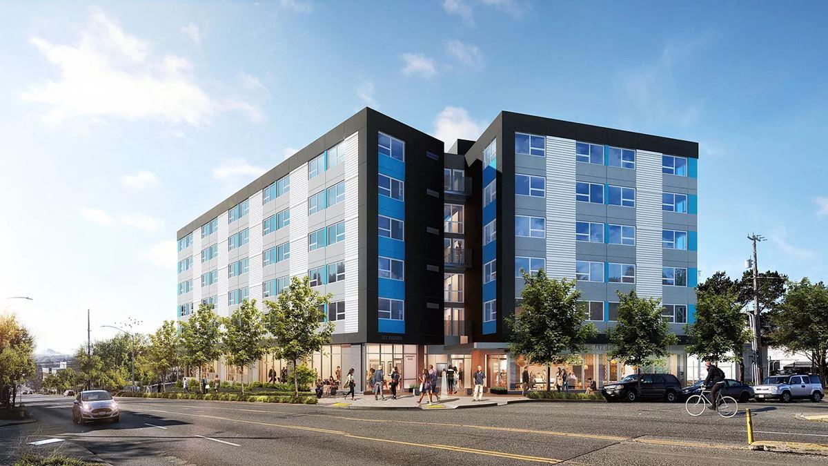 501 Rainier Supportive Housing