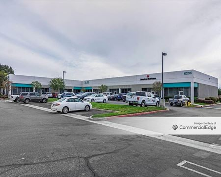 Canyon Springs Office Park - The VNA Building - Riverside