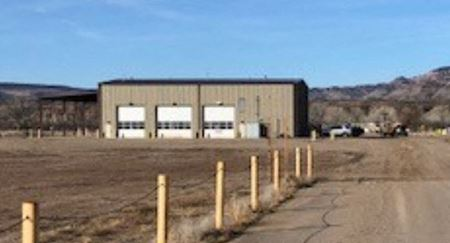 10,240 SF Warehouse/Office on 24 AC - De Beque