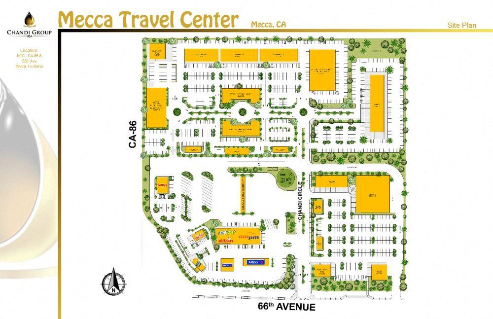 Mecca Travel Center