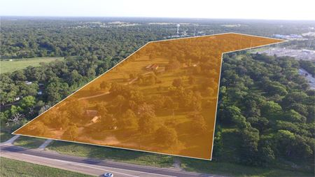 ± 26.56 Acres on Hwy 6   College Station, TX - College Station