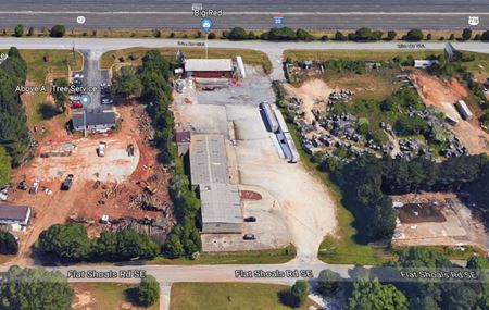Income Producing - Industrial Building - New 10 year lease - AVG Cap 8.33 - Conyers