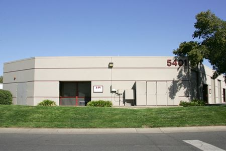 5401 Warehouse Way - Sacramento