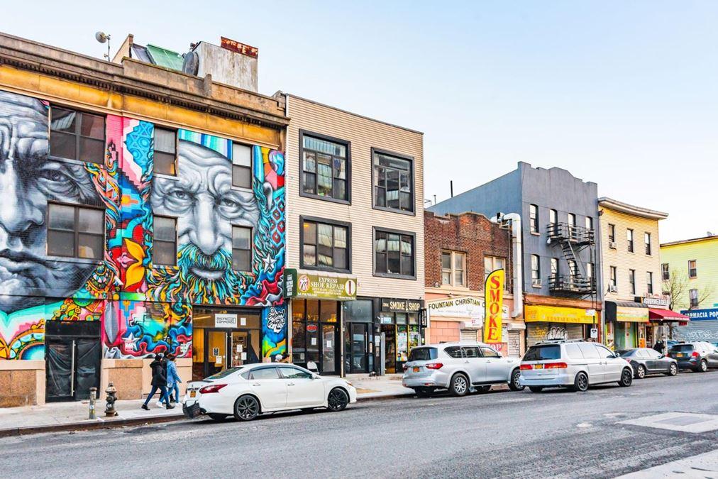 9 Marcus Garvey Blvd