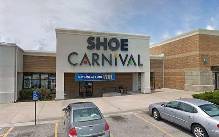 Former Shoe Carnival - Wichita