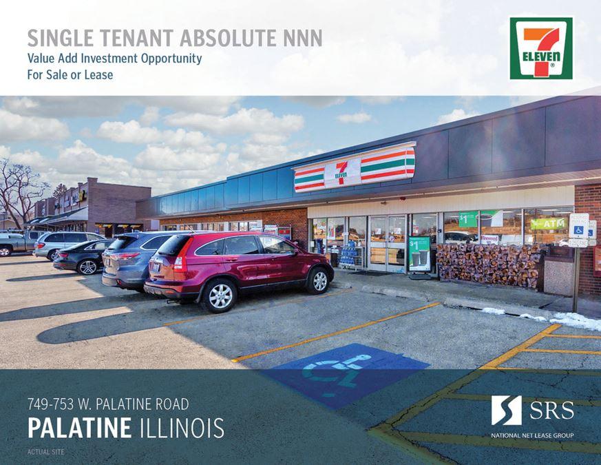 Palatine, IL - 7-Eleven