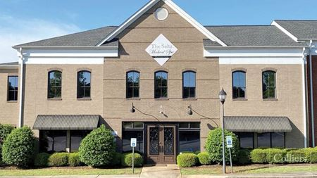 ±7,616 SF office/retail building available for sale or lease - Greer
