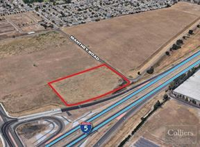 LAND  FOR LEASE AND SALE