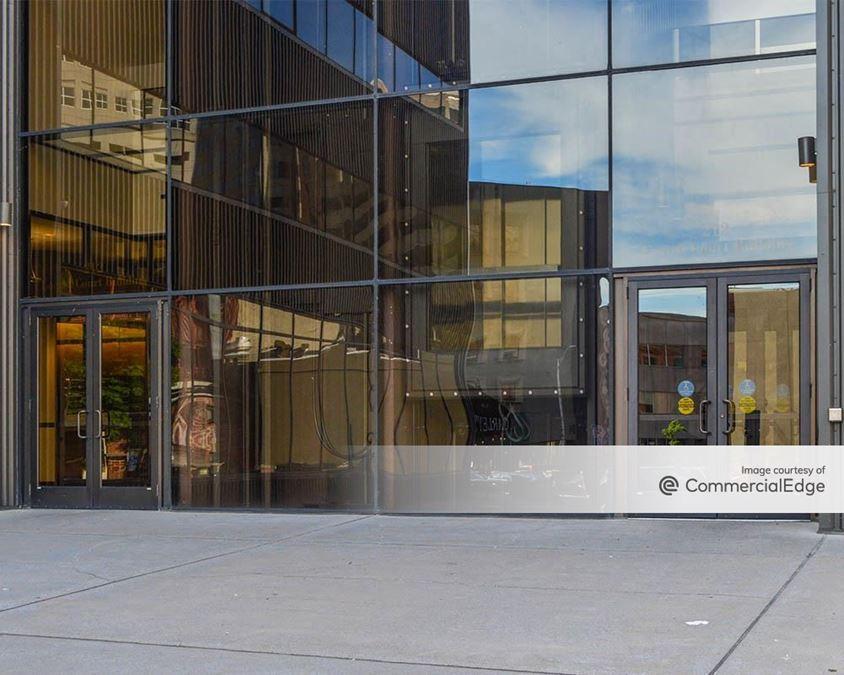 Locust Court Building