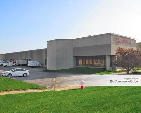 Elk Grove Industrial Park - 1420 Thorndale Avenue - Elk Grove Village