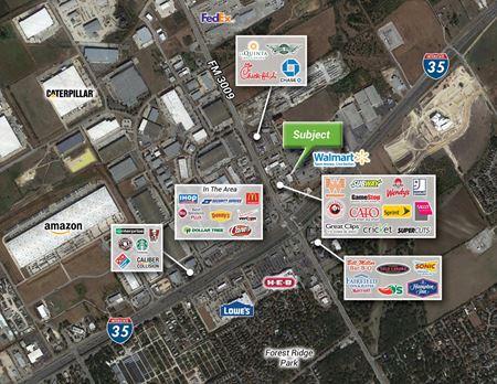 Schertz Retail Plaza - Schertz