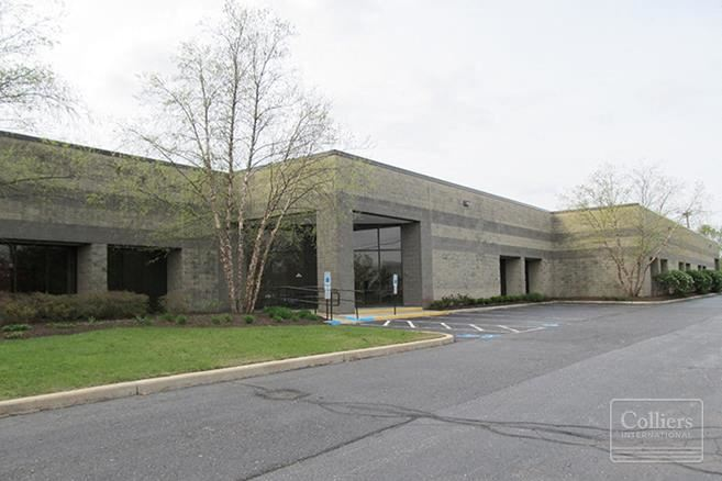 8,766 SF Warehouse Space in Pureland Industrial Complex