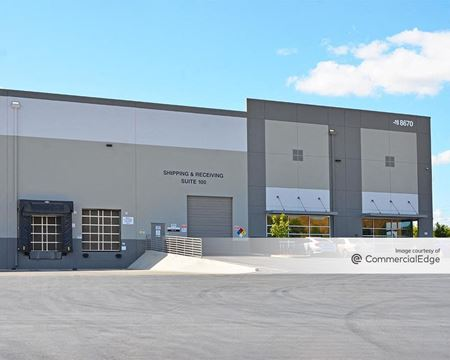 Florin Fruitridge Industrial Park - Sacramento